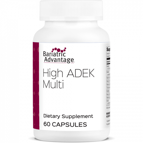 High ADEK Multivitamin Capsules